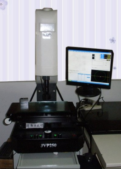 Quadratic elements video measuring instrument